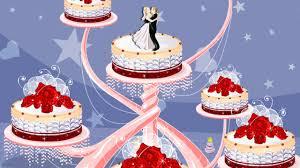 Wedding Cake Games Wedding Cake Design Decoration Games For Girls Youtube