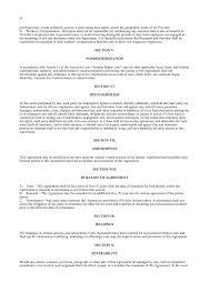 Post Marital Agreement Template Appendix C Model And Sample Mutual Aid Agreements Model Mutual