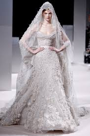 2011 wedding dresses elie saab 2011 couture collection vogue