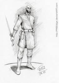 a jedi knight character drawings 031 by freedige on deviantart