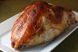 whole cooked turkey it s thanksgiving week herb roasted turkey breast with pan gravy