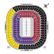 anyone have the seating chart for the unc game the ticketmaster