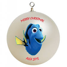 finding nemo dory personalized custom ornament