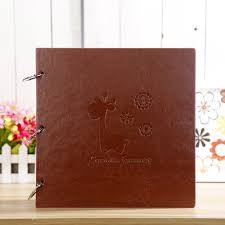 personalized wedding albums book personalized wedding photo album scrapbook wedding guest book 16