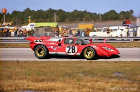 ferrari factory building 1970 24 hours of daytona race photos history profile