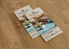 hotel brochure design templates 30 beautiful exles of inviting hotel brochures