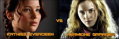 Katniss Everdeen vs Hermione Granger