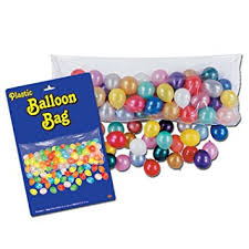 big plastic balloons pkgd plastic balloon bag bag only party accessory 1