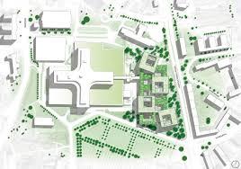 gallery of helsingborg hospital extension winning proposal