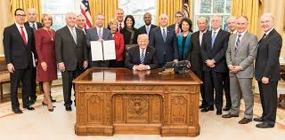 Define Cabinet Departments President Trump Meets With Current Cabinet U2013 Four Seats Remain