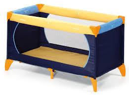 Hauck deluxe dream n play travel cot baby playpen blue