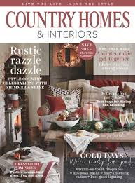 Country Homes Interiors Magazine Subscription Beautiful Country Homes And Interiors Magazine Subscription On