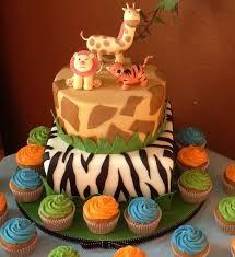 safari themed baby shower cake baby gear gallery