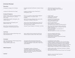 Resume For Photographer About Christina R