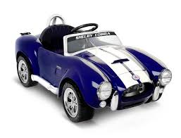 lexus toy cars shelby cobra 427 roadster kiddie car revealed