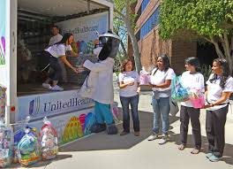easter baskets delivered orange county and los angeles county nonprofits receive easter