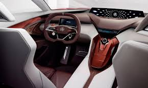 Car Interior Dashboard Design Dashboard Of The Future Mostly Loses Buttons
