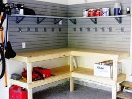 garage how to build a garage workbench diy workbench plans
