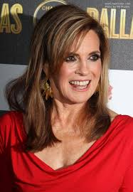 70 plus hair styles linda gray aged over 70 long hairstyle for a youthful appearance