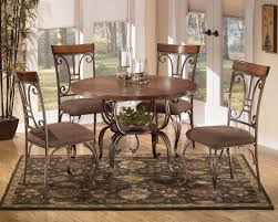 dining room sets ashley spacious alyssa 48 round table dining room set by ashley home