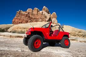 moab jeep safari 2016 a plethora of jeep concepts for the easter jeep safari car