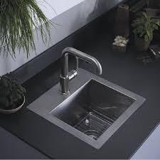 Narrow Sinks Kitchen Stainless Steel Kitchen Sink Cileather Home Design Ideas