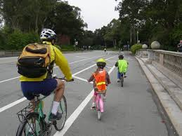 how to teach children bike safety momentum mag
