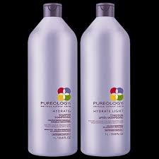 pureology hydrate light conditioner pureology hydrate shoo 1000ml conditioner 1000ml duo gorgeous