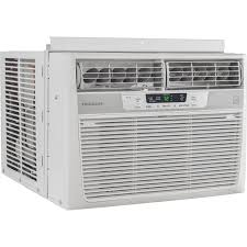 Small Air Conditioner For A Bedroom Amazon Com Frigidaire 10 000 Btu 115v Window Mounted Compact Air