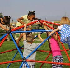 monkey bars jungle gym geodesic dome playground kids outdoor