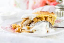 cuisine tarte aux pommes apple pie la tarte aux pommes à l américaine cuisine moi un mouton