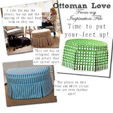 How To Make An Ottoman Out Of A Coffee Table How To Make A No Sew Ottoman Part 1 Inmyownstyle