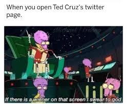 Cartoon Porn Memes - ted cruz rickandmorty