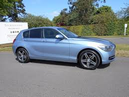 Bmw 116i Bmw 1 Series 116i 1 Series Sport Sports Hatch 5dr Start Stop For