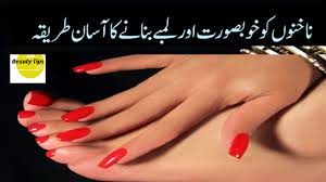 get long nails easily long and beautiful nails tips video