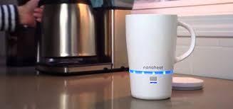 heated coffee mug wireless heated mug for the perfect coffee gadget review