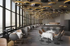 innovative ciel de paris restaurant design by noé duchaufour