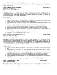 Systems Analyst Resume Example by Best Quantitative Analyst Resume Template Page 4