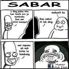 Meme Komic - nih mimin kasih meme komik bhasa dayak meme comic indonesia