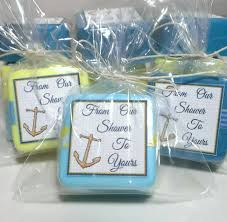 Nautical Baby Shower Centerpieces by Nautical Baby Shower Favor Soaps 12 Party Favors Party