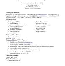 Sle Resume Objectives Tech imposing objective for pharmacyhnician resume gorgeous designh