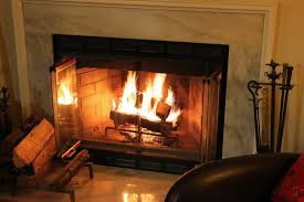 Fireplace With Music by The Songs Of Hearth And Home Afterglow Jazz And American Popular