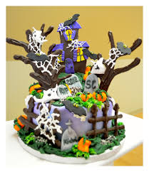 Childrens Halloween Cakes by Spooky Halloween Spooky Halloween Super Fun Halloween Cake Had