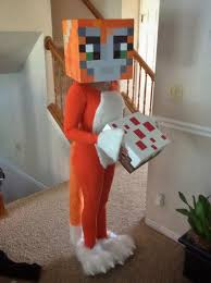 Minecraft Costume Halloween Stampy Cat Costume Google Halloween