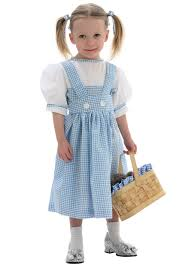 Dorthy Halloween Costumes Children U0027s Kansas Costume