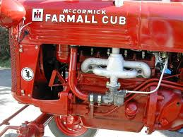 rattle can paint jobs with pics farmall cub