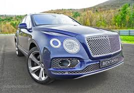 bentley bentayga 2016 2016 bentley bentayga w12 review autoevolution