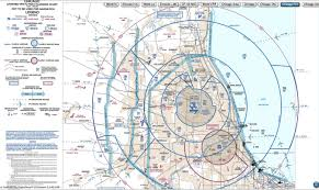 Chicago Ord Airport Map by Vfr Along Chicago Lakeshore Pilots Of America