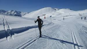cross country skiing in alpe d u0027huez france alpedhueznet com