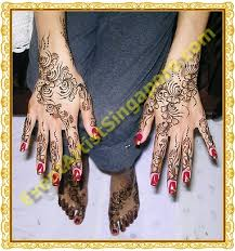 event artist singapore henna tattoo